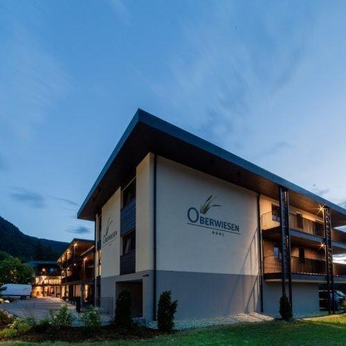 Hotel Oberwiesen in Reischach
